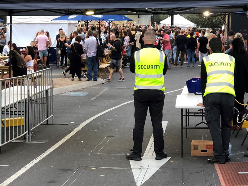 CI Security - Peir Street Party Security Services