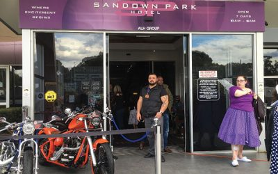 Sandown Park Hotel Security – Hot Rods and Rockabilly!